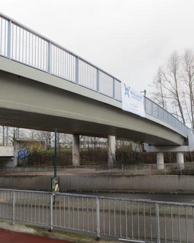 Twee bruggen N420 Woerden